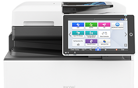 RICOH IM C300F Color Laser Multifunction Printer