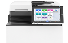 RICOH IM C400F Color Laser Multifunction Printer