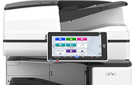 RICOH IM C4500 Color Laser Multifunction Printer