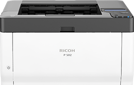 RICOH P 502 Black and White Printer